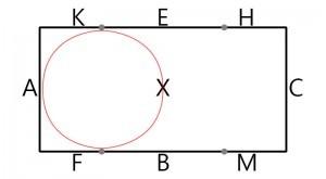 Hufschlagfigur Zirkel