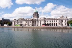 """""""The Custom House"""" in Dublin"""